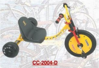 TRICYCLE (Трехколесный велосипед)