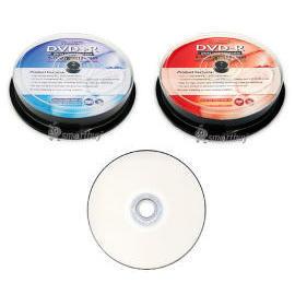 Smartbuy Printable DVD+/-R 16X 120min 4.7GB
