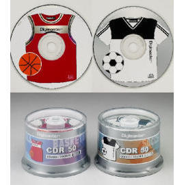 Blank CD-R S / S / 52X / 80min 700MB