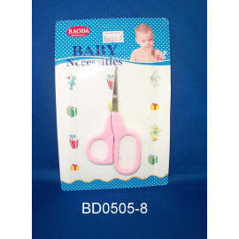 BABYWARE/NAIL SCISSORS