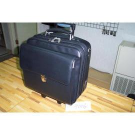 PVC COMPUTER BAG WITH TROLLEY (ПВХ COMPUTER BAG с тележкой)