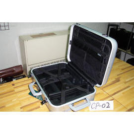QUALITY ABS MOLDED COMPUTER CASE WITH TROLLEY. (КАЧЕСТВО ABS MOLDED корпус компьютера с тележкой.)
