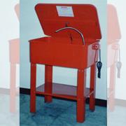 TC-002, TC-022, TC-002A 12 Gallon Electric/Air Floor Type Parts Washer
