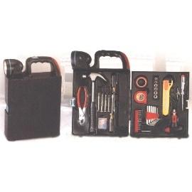 Tool Kit w/Flashlight