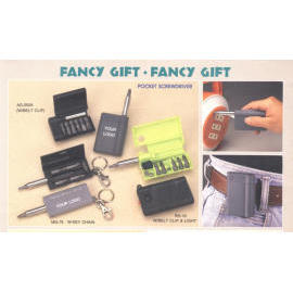 pocket screwdriver (tournevis de poche)