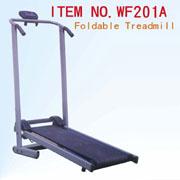 Foldable Treadmill(sport good and fitness equipment) (Складной бегущая (спорт и фитнес хорошее оборудование))
