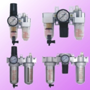 Air Filter, Regulator & Lubricator (Воздушный фильтр, регулятор & Масленка)