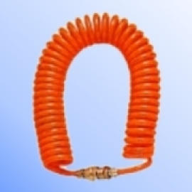 PU AIR HOSE WITH QUICK COUPLER