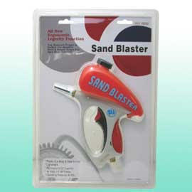 AIR SAND BLASTER (DOUBLE BLISTER)