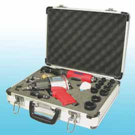 HAND TOOL, 1/2    Air Impact & Ratchet Wrench kit, PNEUMATIC TOOL, AIR TOOL