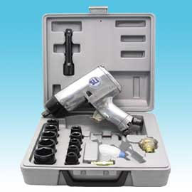 17 PCS 1/2`` AIR IMPACT WRENCH KIT