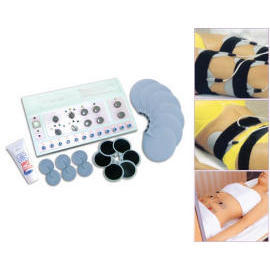Multiple stimulator for beauty care