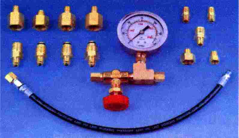 AUTO REPAIRING TOOL & INSTRUMENT:POWER STEERING TESTER (AUTO REPARATUR TOOL & INSTRUMENT: SERVOLENKUNG TESTER)