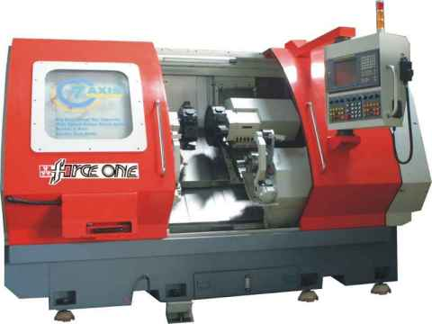 CNC Lathe, TM series