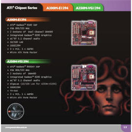 ATi Chipset Series (ATi микросхем серии)