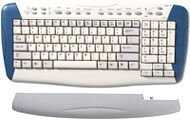 27MHz RF Wireless Keyboard Mouse