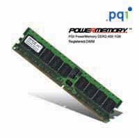 Power Memory DDR2-400 1GB Registered-DIMM for Server,Work Station