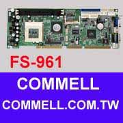 FS-961Full-size PICMG Tualatin SBC CPU Card (ПС-961Full размер PICMG SBC Tualatin процессор карты)