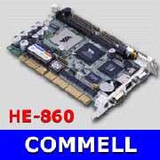 HE-860(S) PISA(ISA) VIA Eden SBC CPU Card