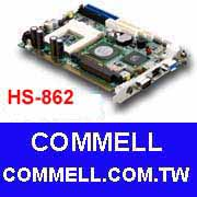 HS-862 Socket 370 ISA SBC CPU Card (HS-862 Socket 370 ISA SBC процессор карты)