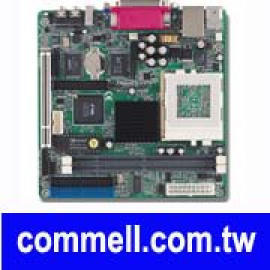 LV-602 Socket 370 Mini-ITX motherboard (LV-602 Socket 370 мини-ITX)