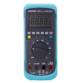 Center 122 RS-232/Datalogger/True RMS Autorange Multimeter (Центр 122 RS 32/Datalogger/True RMS автоматический выбор мультиметр)