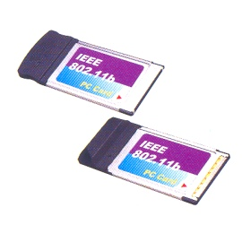 802.11B WIRELESS PCMCIA ADAPTER (802.11b беспроводной адаптер PCMCIA)