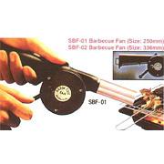Modell SBF-01 Fan Grill (Modell SBF-01 Fan Grill)
