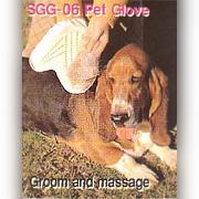 Model SGG-06 Pet Grooming-Handschuh (Model SGG-06 Pet Grooming-Handschuh)