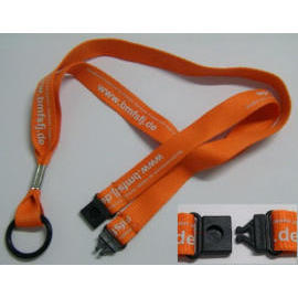 Lanyard with Safety Buckle for Name Badge, Safety Stationery (Шейные шнурки с застежкой на именной бэдж, безопасность Канцтовары)