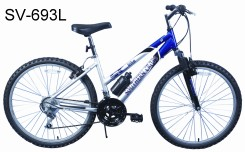 26`` MTB LADY TYPE W/SUSPENSION FORK 21 SPEED (26``MTB LADY типа W / SUSPENSION FORK 21 SPEED)