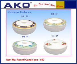 Melamine Candy Box 040-80 (Меламин Клан 040-80)