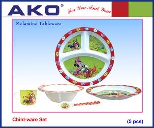 Baby Dinnerware .. Plate,Bowl,Cup,Spoon, (Baby Dinnerware   Тарелка, миска, кубок, ложки,)
