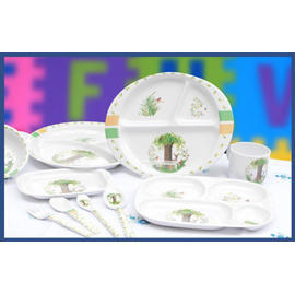 Baby Dinnerware (Baby Посуда)