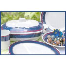 Melamine Dinner Set DS 002 - 24 (Меламин Dinner Set DS 002 - 24)