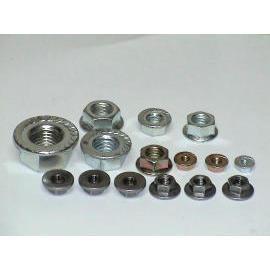 DIN6923 Flange Nut (DIN6923 Ecrou)