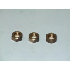 Brass Hex nuts (Латунь Hex орехами)