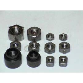 Welding and special round nut (Сварка и специальные гайки круглые)