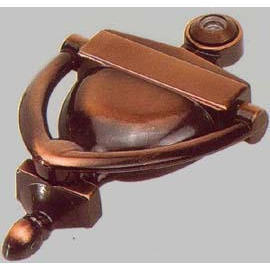 DOOR KNOCKER WITH VIEWER (Дверной молоток со средством просмотра)