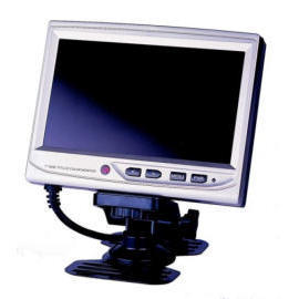 7`` Wide Screen Stand Type Color TFT-LCD Monitor (7``Wide Scr n Стенд типа цветной TFT-LCD монитор)