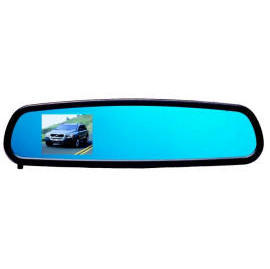 2.5`` Rear Mirror TFT-LCD Monitor