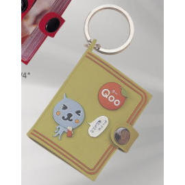 SOFT MINI NOTEBOOK & ALBUM KEYCHAIN (СОФТ Mini Notebook & РАЗДЕЛА KeyChain)