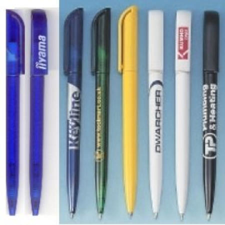 Twist Promotional Pen,Novelty Advertising Promotional Ball Point Pen, Gimmick,Gi (Twist Promotional Pen, Novelty Werbeartikel Kugelschreiber, Gimmick, Gi)