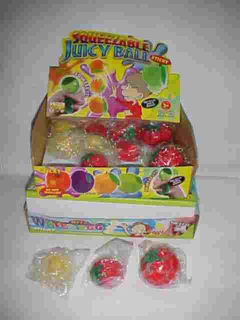 Sticky Tomato,strawberry,egg,orange,water ball,soft cake (Важная помидор, клубника, яйца, апельсины, воду мяч, мягкий торт)