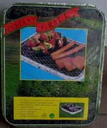 SK-697 Instant Disposable BBQ Set