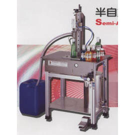 Semi-Automatic Fluid Filling Machine