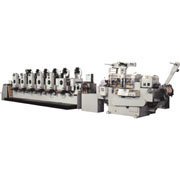 CNC3022 Full Rotary (Intermittent Feeding) Modular Heads Label Printing Machine (CNC3022 Полное Ротари (прерывистый кормления) Модульные главы этикетка печатная машина)