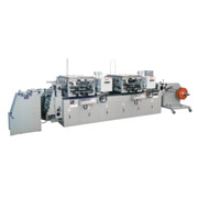 Super-speed Silk Screen Printing Machine