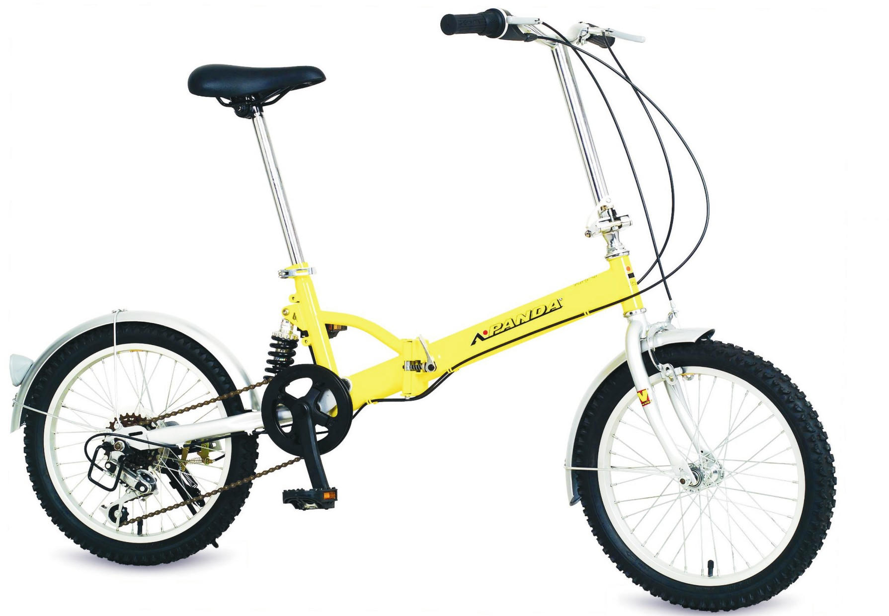20`` 6-SPEED SUSPENSION FOLDING BIKE (20``6-SPEED ПОДВЕСКА велосипед складчатости)