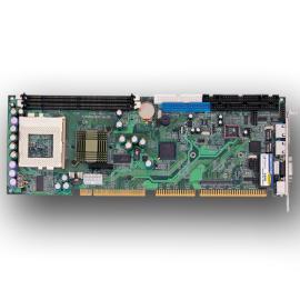 Prox-1640 Socket 370 Industrial Single Board Computer Pentium III CPU Card with (Prox 640 Socket 370 Промышленный одноплатный компьютер Pentium III CPU с картой)